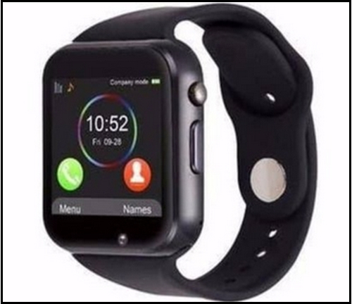 Chinese A1 Smart Watch with Fine Finish