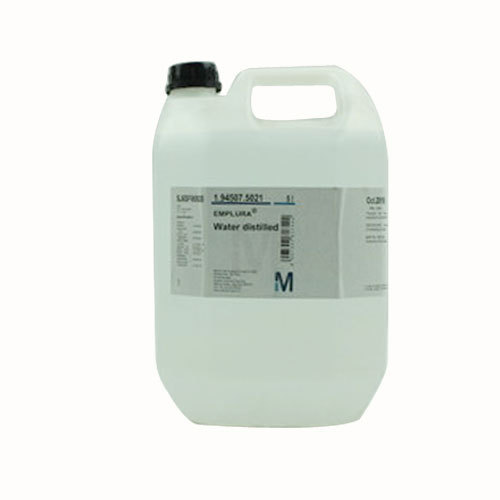 Distilled Water For Laboratory