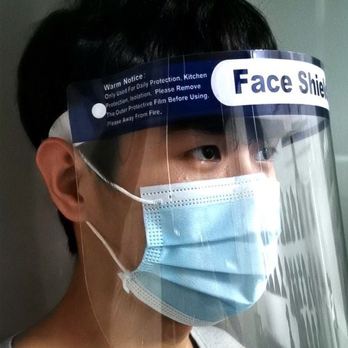 Face Shield with CE