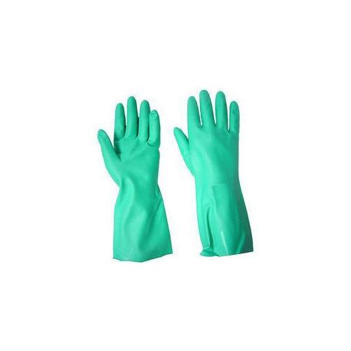 HPPT Nitrile Green Hand Gloves