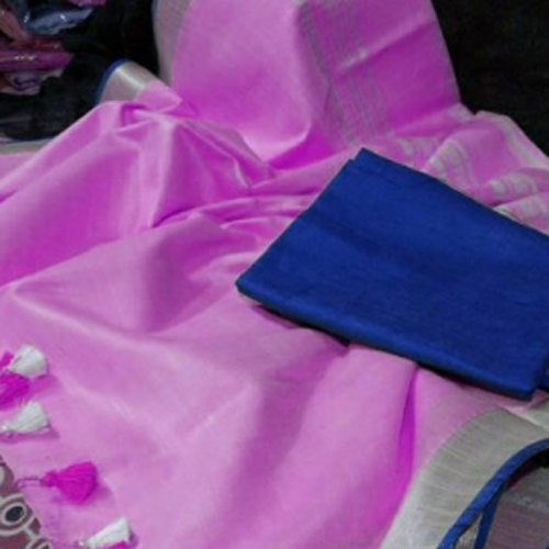 Ladies Pure Cotton Sarees