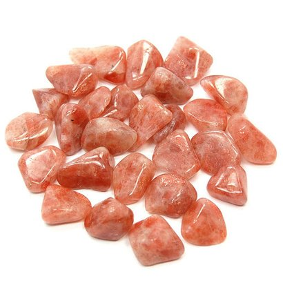 Sapphire Natural Sunstone Astrological Healing Stone