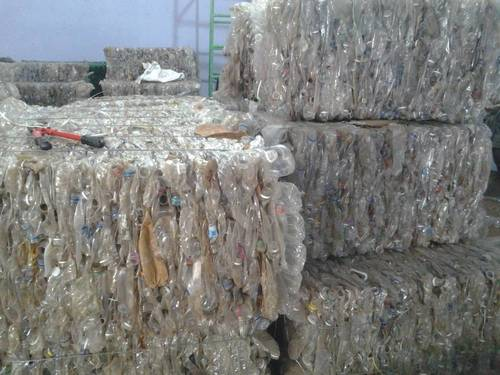 PET Bottles Scrap Baled