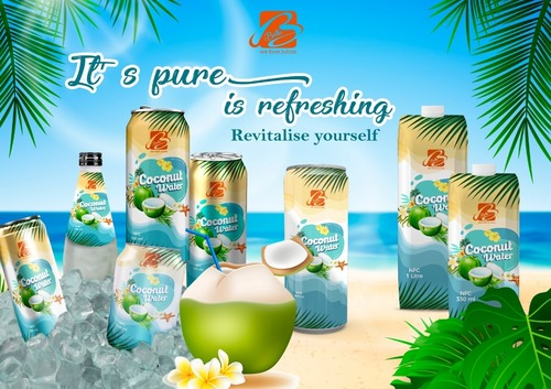 Pure Coconut Water Drink