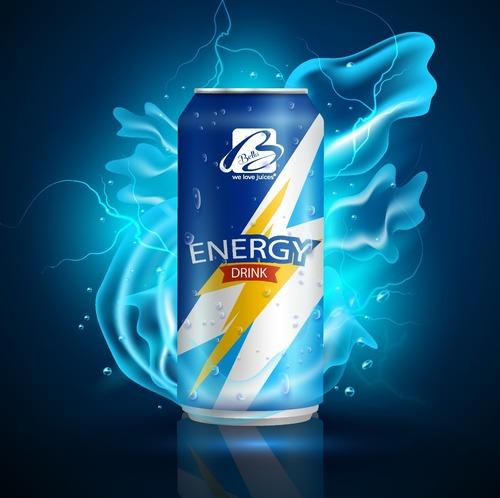 Pure Original Energy Drink