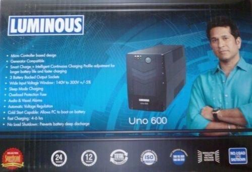 Single Phase Luminous Uno 600 UPS System