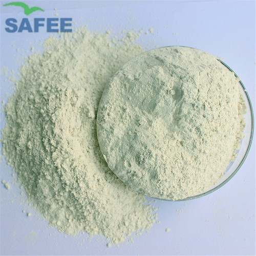 White Fluorite Powder for Industrial Use