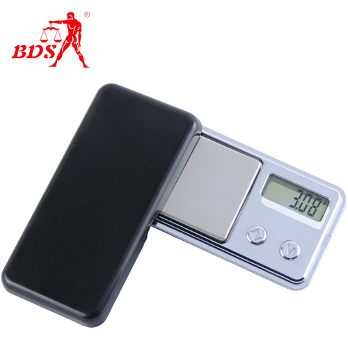 BDS-908 Mini Pocket Scale Jewelry Gold Palm Scales with LCD Display