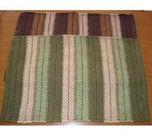 Customized Size Cotton Rug
