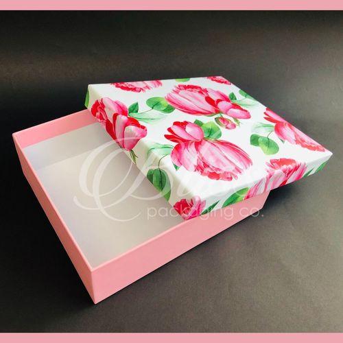 Decorative Printed Gift Box