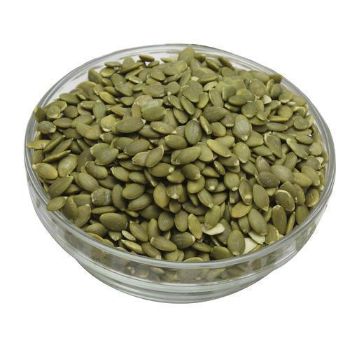 Green Color Pumpkin Seeds