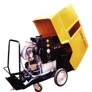 High Pressure Water Jet Cleaning Systems