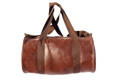 Leather Waterproof Gym And Sports Bag