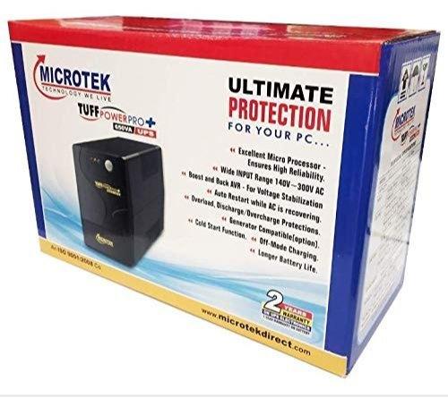 Microtek LEGEND 650va UPS For Commercial