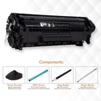 ProDot PLH-2612A Compatible Cartridge for HP and Canon Laser Printer