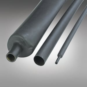 Dual Wall Heat Shrinkable Tubing - with Adhesive 3:1