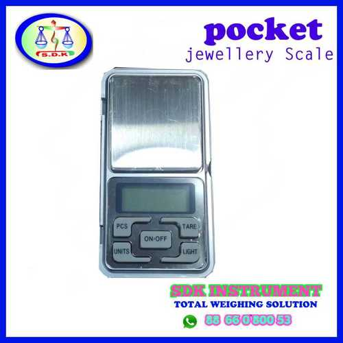 Pocket Size Jewellery Weighing Scale