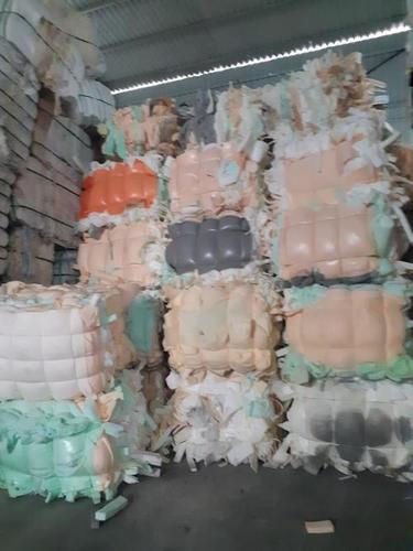 Rebonded PU Foam Waste