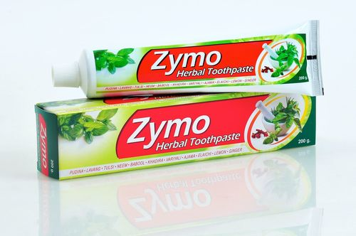 Zymo Herbal Toothpaste