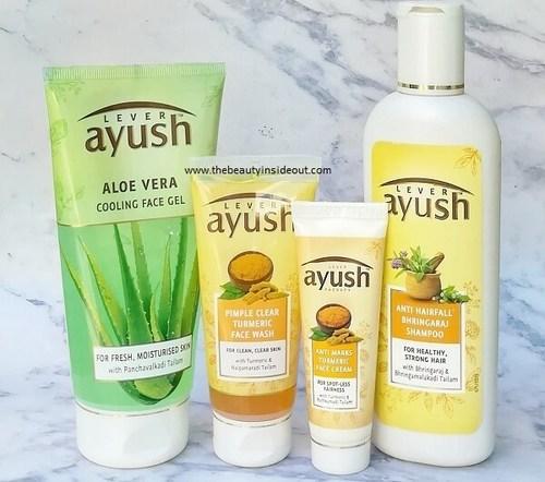 Ayush Face Wash