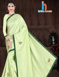 Ladies Formal Wear Cotton Sarees