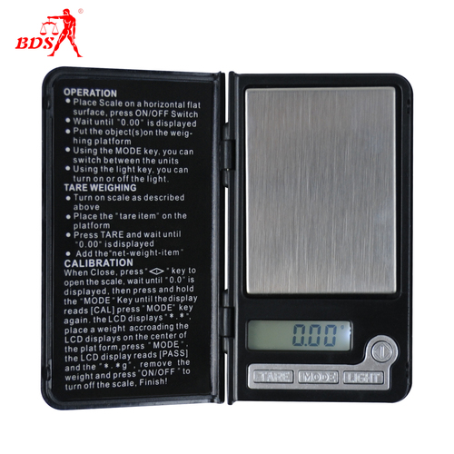 Mobile phone 0.01g Scale Powder Digital Electronical Jewelry Weighing Scales