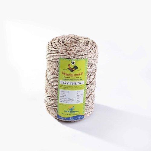 Light Brown Polypropylene Rope