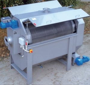 Automatic Rotary Drum Screen