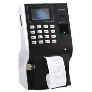 Fingerprint and RFID based Canteen Management System with Coupon Printer
