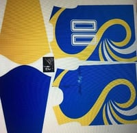 Half Sleeves Sublimation Jersey