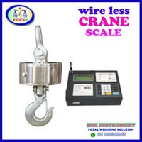 Wireless Crane Weighing Scale With Printer
