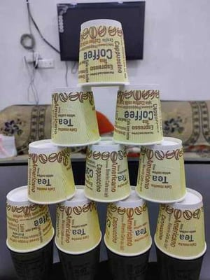 Eco Friendly Disposables Paper Cup