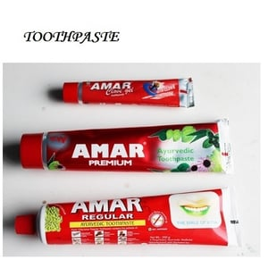 OEM Customized Red Gel Toothpaste
