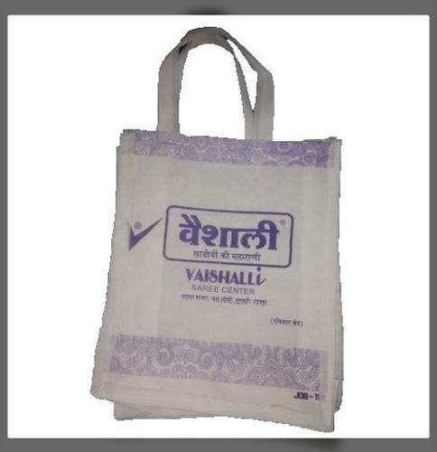 Customizable Real Santro Cloth Carry Bag