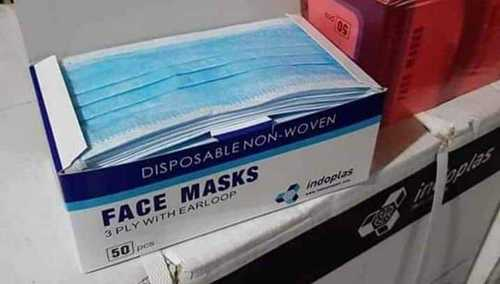 Safety Ventilation Protective Surgical Mask