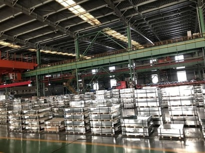 Stainless Steel Tinplate Sheets