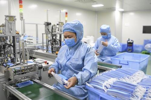 3 Ply Disposable Non Woven Surgical Face Mask