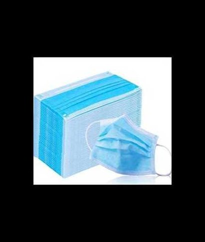 3 Ply Non Woven Face Mask Certifications: Iso & Ce Certification