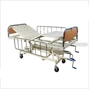 ICU Deluxe Hospital Bed
