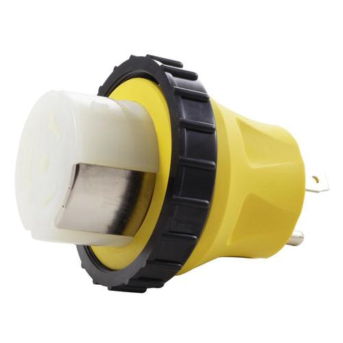 Lower Energy Consumption Marine Electrical Outlet Plugs