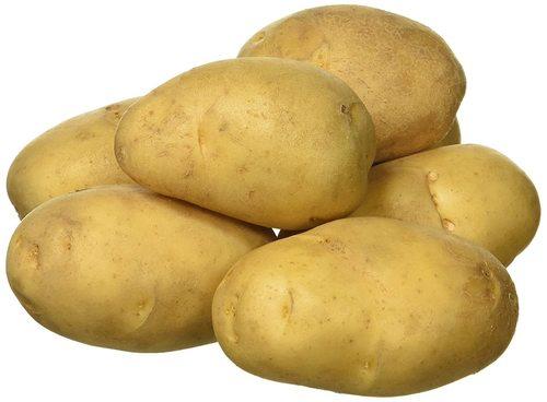 New Cultivated Fresh Potato