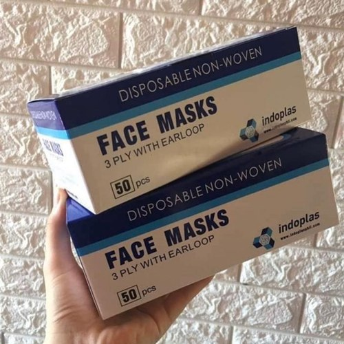 3 Ply Disposable Medical Mask