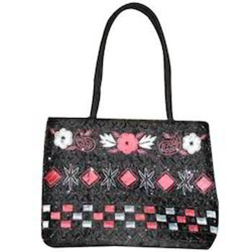 Easy To Use Embroidered Ladies Bags