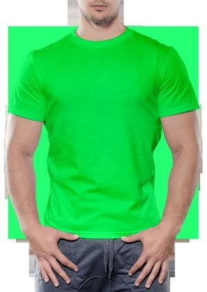 Polyester Dry Fit T-Shirt