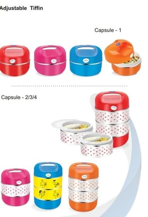 Double Wall Lunch Box