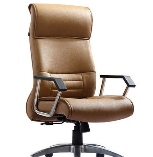 Office Leather High Back Chair
