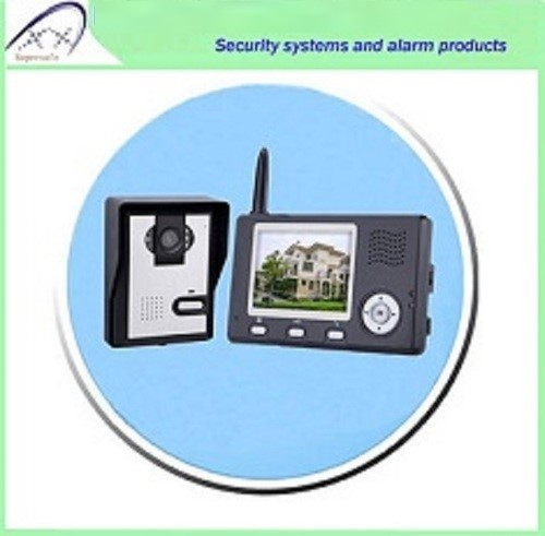 3.5 Wireless Video Door Phone