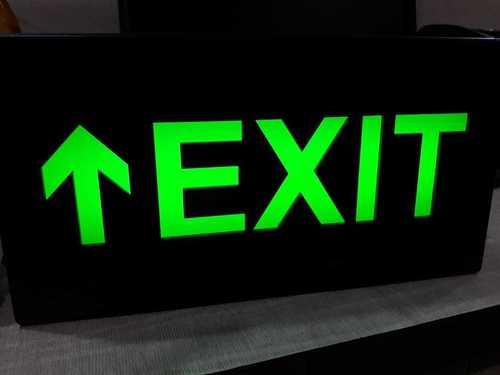 Led Exit Signage Light