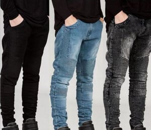 Stylish Mens Casual Jeans