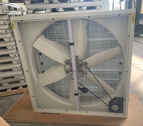 Large Ventilation and Cooling Fan